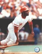 photo of Joe Morgan batting